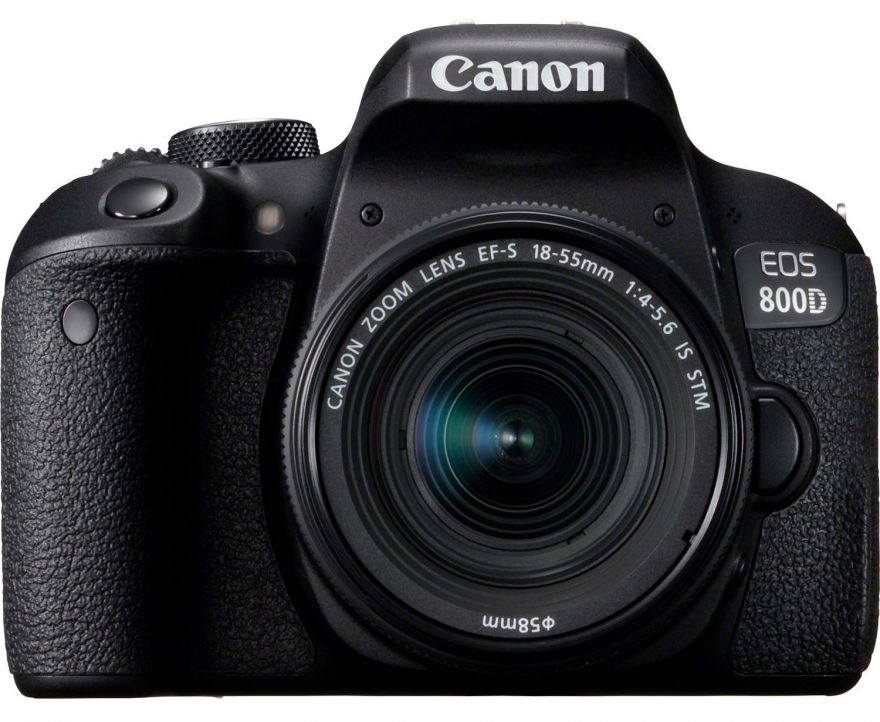 Canon EOS 800D kit 50mm f/1.8